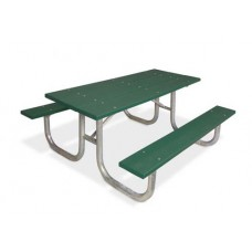 10 foot Picnic Table ONLY EXTRA HEAVY DUTY SHELTER TABLE 3 LEGS